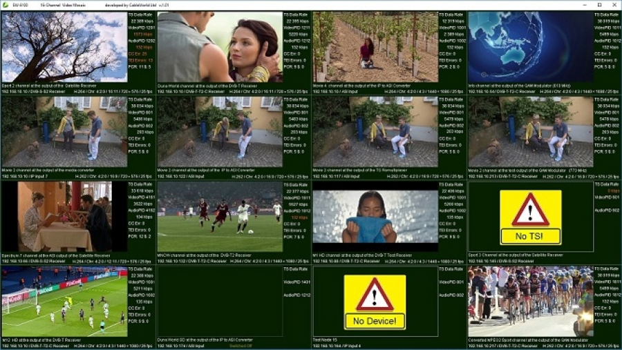 Video Mosaic Software 1.03